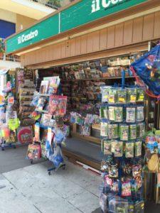 Edicola - kiosk in Italie