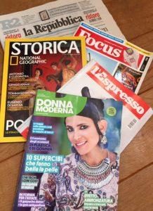 Links - Italiaanse tijdschriften